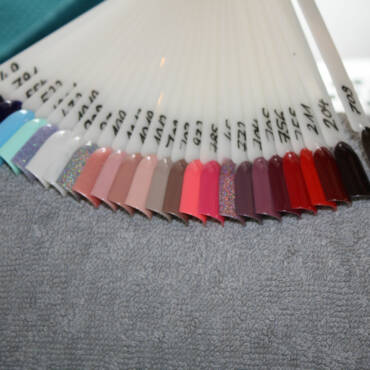 Nagelfarben