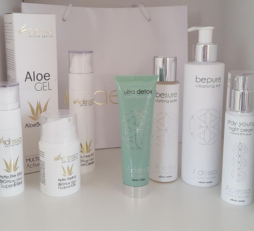 Adessa Aloe vera Produkte
